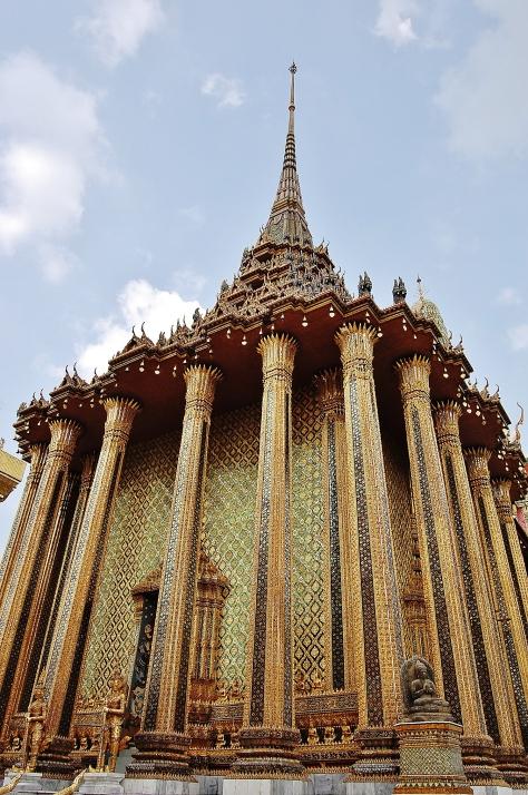 Grand Palace, Bangkok, Thailand, backpacksandblackboards.com