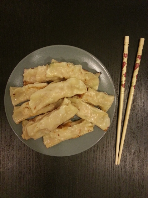 Asian Potstickers, Christian Ekleberry, backpacksandblackboards.com