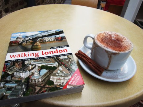 One of the best books for walking London, backpacksandblackboards.com