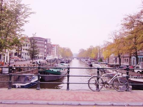 Amsterdam, Netherlands, backpacksandblackboards.com