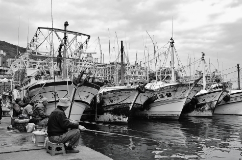 Wanli Fishermen, Taiwan, backpacksandblackboards.com