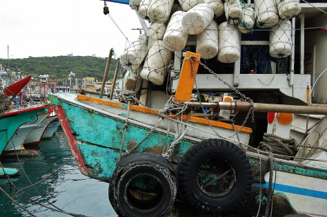 Wanli Fishing Boat, Taiwan, backpacksandblackboards.com