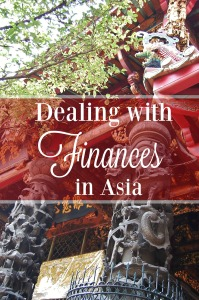 Finances in Asia
