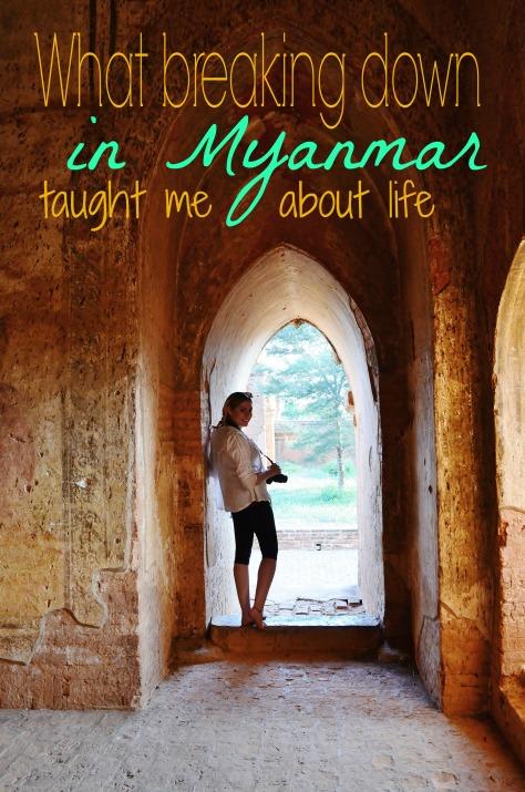 Breaking Down Myanmar
