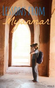 Lessons Myanmar