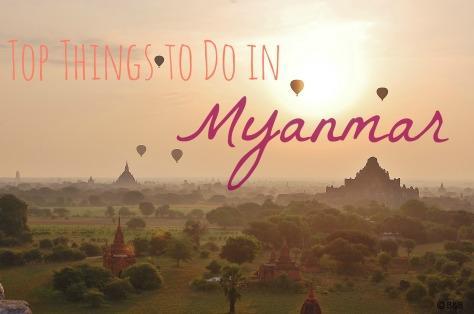 Top Myanmar