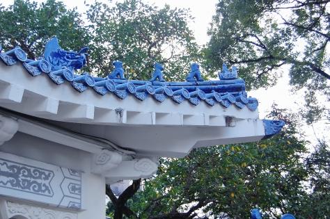 chiang kai shek taipei roof
