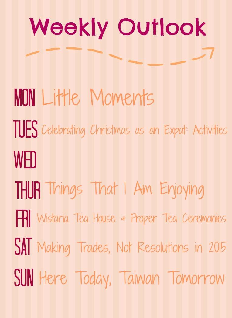 Editorial Calendar December 8th