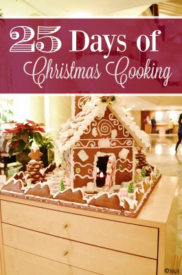 25 Days of Christmas Cooking